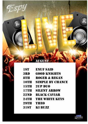 August Live Entertainment