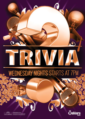 Trivia Wednesdays