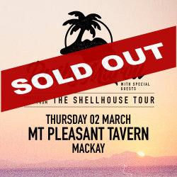 Busby Marou - SOLD OUT