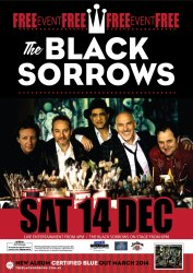 Jo Camilleri and the Black Sorrows