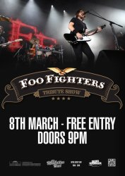 Foo Fighter's Tribute