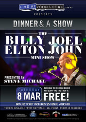 The Billy Joel & Elton John Show