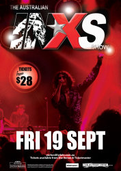 The Australian INXS Show