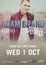 Adam Brand & Band