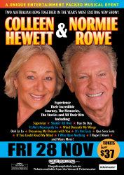 Colleen Hewett & Normie Rowe
