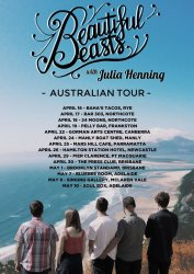 Beautiful Beasts Australian Tour