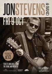 Jon Stevens & Band