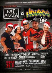 Fat Pizza vs Housos Xmas Show