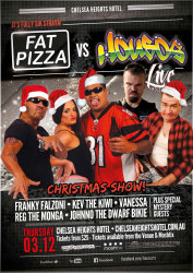 Fat Pizza vs Housos Xmas Show
