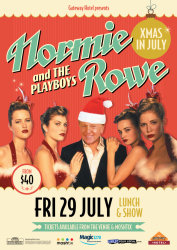 Normie Rowe & The Playboys Xmas In July