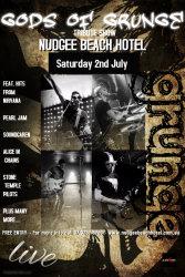 God of Grunge Tribute Show