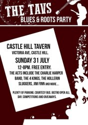 Blues & Roots Party