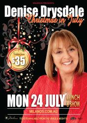 Denise Drysdale Xmas In July