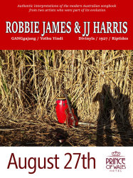 Robbie James & JJ Harris