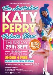 The Australian Katy Perry Kids Show