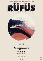 RÜFÜS - Full Bloom Tour