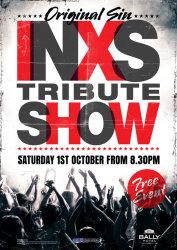 Original Sin INXS Tribute Show