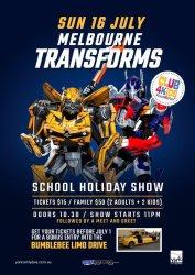 Melbourne Transformers - Kids Show