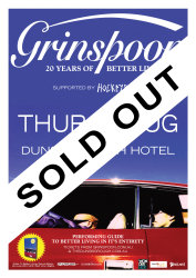 Grinspoon - SOLD OUT