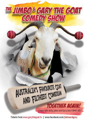 The Jimbo & Gary The Goat's Comedy Show