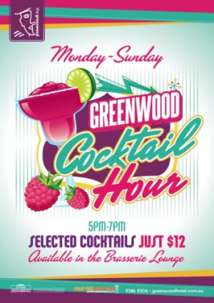 Greenwood Cocktail Hour
