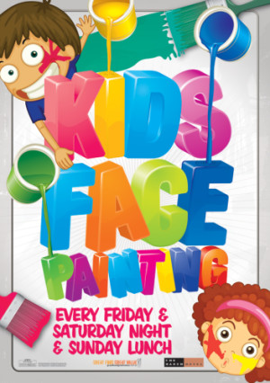 Free Kids Face Painting