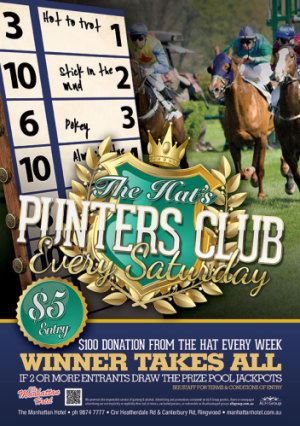 Saturday Punter's Club