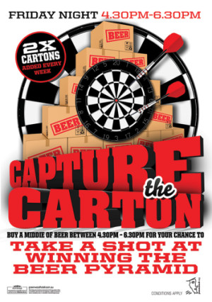 Capture the Carton