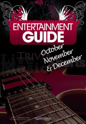 Entertainment Guide - Oct, Nov & Dec