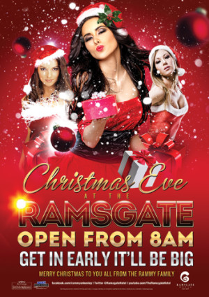 Christmas Eve at the Ramsgate