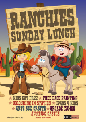 Ranchie's Sunday Lunch Activities