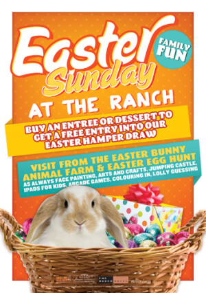 Easter Sunday At The Ranch