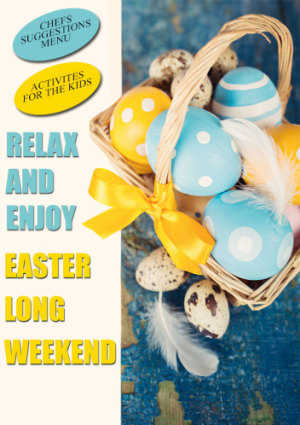 Easter @ The Reef Hotel