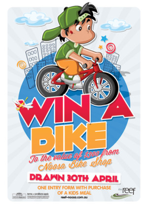 Win A Bike Competition