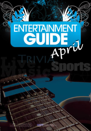 Entertainment Guide - April