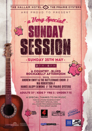 A Very Special Sunday Session