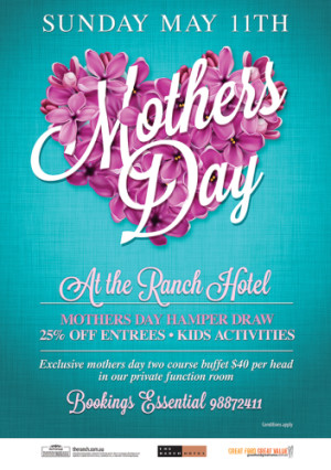 Mother's Day at The Ranch Hotel