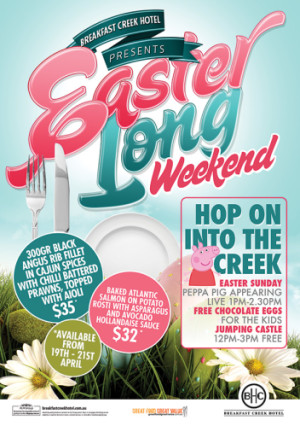 Easter Long Weekend