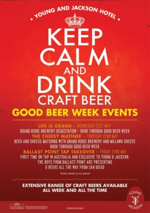 Good Beer Week Events Calendar
