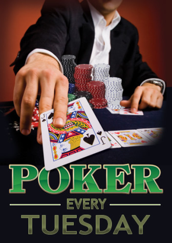 Tuesday Poker
