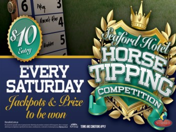 Horse Tipping Competition