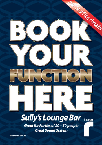 Book Your Functions Here