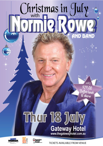 Normie Rowe & Band