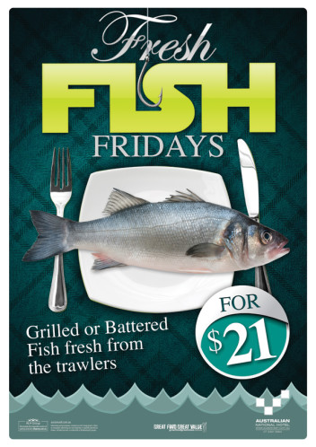 Fresh Fish Fridays