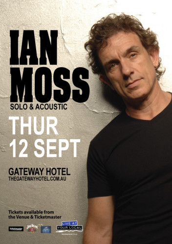 Ian Moss - Solo & Acoustic