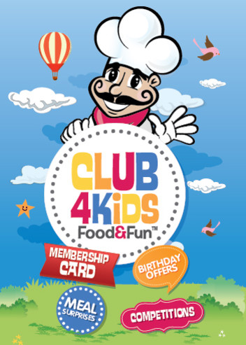 Club 4 Kids - Food and Fun