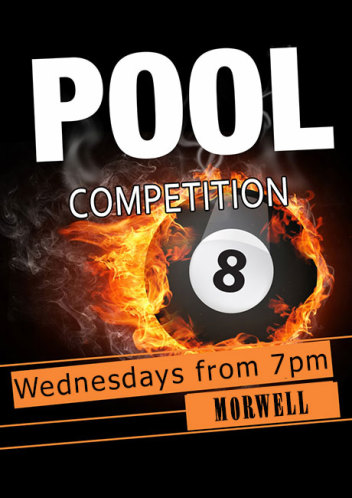 Wednesdays Pool Competition