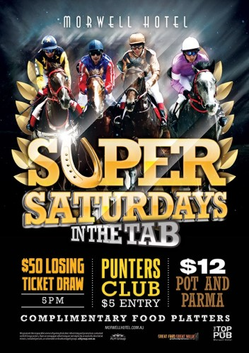 Super Saturdays and the TAB