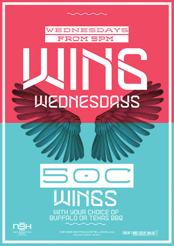Wing Wednesdays