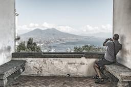 Dalla Certosa di San Martino, Napoli